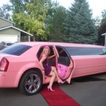 I Love this Pink Limo