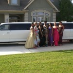 Luxury Porsche Limousine for Prom