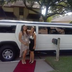 It will be good to ride in this limo