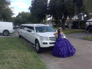 you can take all your freinds to ride in a limo