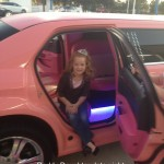 Houston Pink Limo