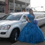 limo service for quinceanera