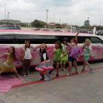 Pink limo sooo Niiice!!!