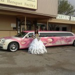 Rent limos for quinceanera