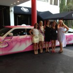 It is good to start bachelorette party in a limo
