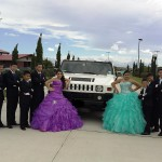 Limousines for Quinceanera