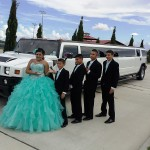 rent Hummer limos for your Quinceanera