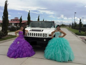 Our Hummer limo is Nice