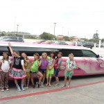 It is good to have a limo for your birthday