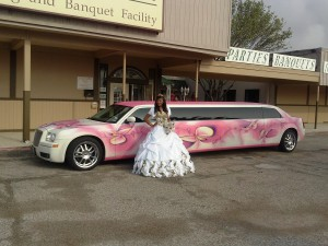 One of the best limos for your quinseanera