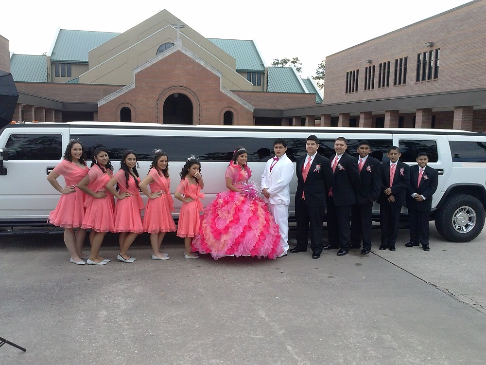 Quinceanera's choice