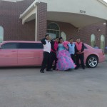 we rented Pink Limo for my Quinceanera