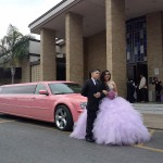 My sister's Quinceanera