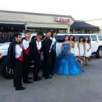 Rent your limo for quinceanera here