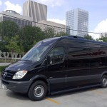 Mini limo bus for rent in Houston tx