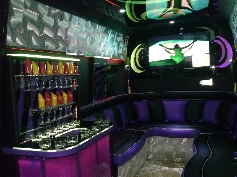 SPRINTER LIMO BUS