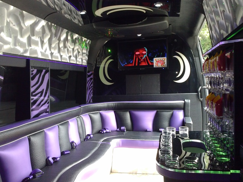 Sprinter LIMO HOUSTON