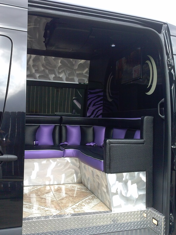 The Best Party Limo You can rent it today