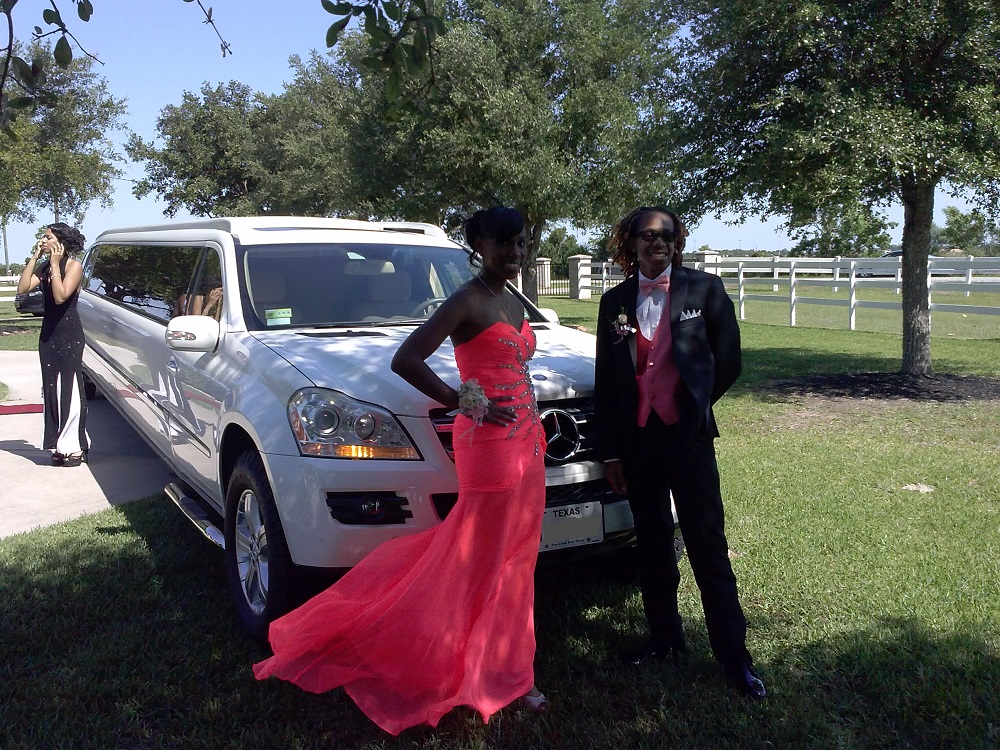 Our Prom Ride