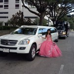 very good and only one in Houston The Mercedes Limousine
