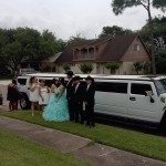 LIMO RIDE FOR QINCEANERA