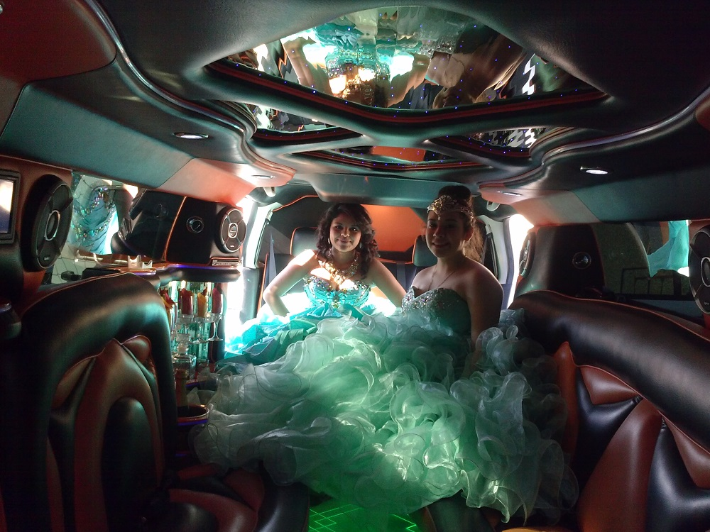 Hummer H3 Limo For Quinceaneras Limo Service Houston