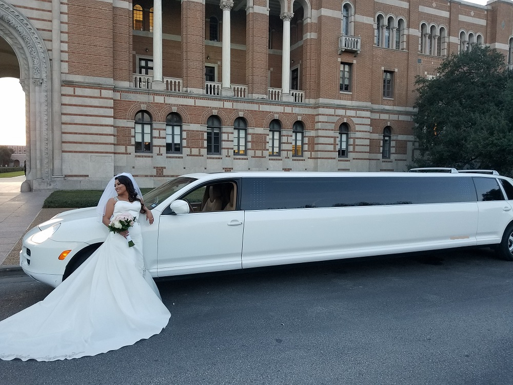 LIMO RENTAL HOUSTON